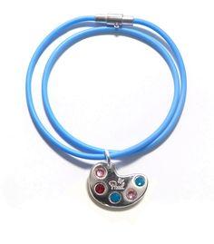 #ColorPalette pendant... #yourPheel #jewelry