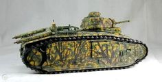 Military Weapons, Military Vehicles, War, Diorama, Tanks, French, Models, Templates, Military Guns