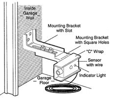 1000 Images About Garage Door Sensors On Pinterest