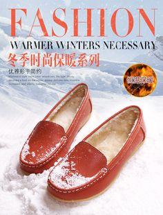 Winter Leather Plus Velvet Size Flat Warm Mother Shoes White Nurse Shoes Slip Comfort Women Shoes , https://myalphastore.com/products/winter-leather-plus-velvet-size-flat-warm-mother-shoes-white-nurse-shoes-slip-comfort-women-shoes/,