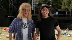 Wayne's World | 16 DIY Costumes Based On Your Favorite '90s Movie Character