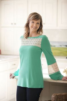 Duck Dynasty's Missy Robertson and her new modest clothing line