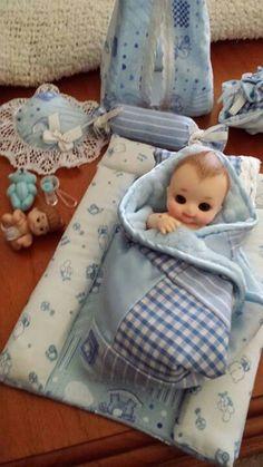 Nappy choo male Tiny Dolls, Cute Dolls, Mini Mini, Kewpie, Ball Jointed Dolls, Doll Houses, Bjd, Projects, Beautiful Dolls