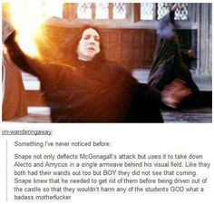 The Truth About Snape