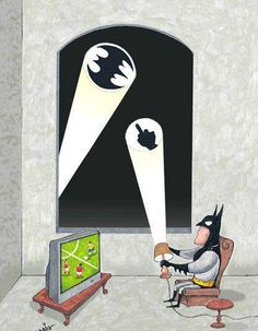 #Batman At His Best