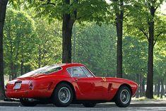 Easygoingfuture — archaictires: 1961 Ferrari 250 GT SWB Berlinetta...