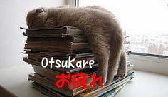 """Otsukare significa """"cansaço, fadiga"""". Se você for um dekassegui no Japão, com certeza conhece bem esse termo e também conhece esse outro termo similar: """"Tsukareta"""" (Estou exausto). Como sabemos, a carga horária de trabalho em muitas fábricas e empresas japonesas é bastante exaustiva."""