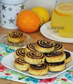 Sin Gluten, Gluten Free Recipes, Baking Recipes, Hungarian Recipes, Hungarian Food, Health Eating, Fodmap, Paleo, Food Inspiration