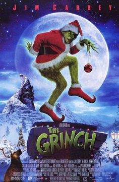 The Grinch - beloved Christmas movie