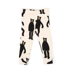 mini rodini, bear leggings (paired with that plaid dress next door? yes, please!)