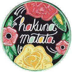 Image of Hakuna Matata patch