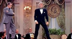 Watch Bob Hope and James Cagney Show the Youngsters of Today What Dancing Is!