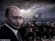 Vladimir Putin the Peacemaker