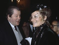 Princess Michael of Kent and Diana's father, Earl Spencer
