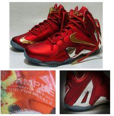 lebron 11 championship sample Nike LeBron 11   Unreleased Championship Samples