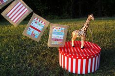 Circus/Carnival Banner - Burlap Banner - Limited Availability - Photo Prop - Event Banner - Home/Room Decor - Family Night - Events LDM on Etsy Event Banner, Carnival Birthday, Lalaloopsy, Circus Party, Family Night, Theme Ideas, House Rooms, Photo Props, Modeling