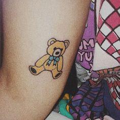 melanie-martinez-tattoo-bear