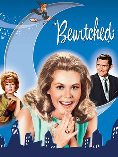 Bewitched - Elizabeth Montgomery as Samantha Stephens/Serena Dick York as Darrin Stephens Dick Sargent as Darrin Stephens Agnes Moorehead as Endora Erin Murphy as Tabitha Stephens Diane Murphy as Tabitha Stephens Agnes Moorehead, Elizabeth Montgomery, Mejores Series Tv, Baby Boomer, Old Shows, 70s Tv Shows, Great Tv Shows, Vintage Tv, My Childhood Memories