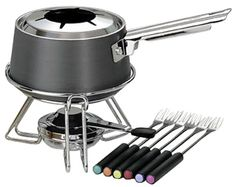 Anolon Professional 10 Piece Fondue Set * More info could be found at the image url.
