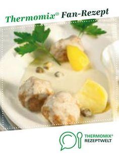 Königsberger Klopse von Thermomix Rezeptentwicklung. Ein Thermomix ® Rezept aus der Kategorie Hauptgerichte mit Fleisch auf www.rezeptwelt.de, der Thermomix ® Community.