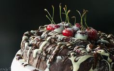 Cherry-Chocolate-Pinwheel | Liv For Sweets