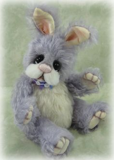 Bunny Hop by Donna Hager of Hager Bears