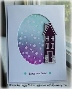 CC534 New Home by pegmac71 - Cards and Paper Crafts at Splitcoaststampers