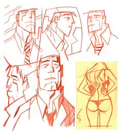 Comic Book Artist: Shane Glines | Abduzeedo | Graphic Design Inspiration and Photoshop Tutorials