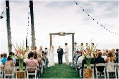 Rachael + Shane | Scripps Seaside Forum Wedding Photographer