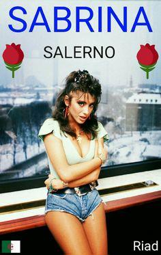 Hey Let's Go Surfing - Sabrina Salerno Sabrina Salerno, Italian Beauty, Celebs, Celebrities, Vintage Girls, Record Producer, Bvlgari, Movie Stars, Cool Girl
