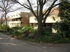 Karl Jooste_house, Pretoria South Africa Northern_Facade