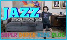 Jazz Dance - Learn a Jazz Dance! https://youtu.be/bdpwydya-Bg