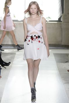 Giamba Spring 2016 Ready-to-Wear Fashion Show