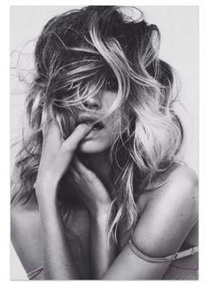 Hair dreams.