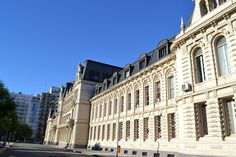 Palacio Pizzurno, Buenos Aires, Argentina. # http://MisteriosaBsAs.blogspot.com