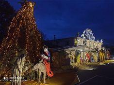 Θεσσαλονίκη: Η μεγαλύτερη Χριστουγεννιάτικη φάτνη της Ευρώπης Painting, Art, Art Background, Painting Art, Kunst, Paintings, Performing Arts, Painted Canvas, Drawings