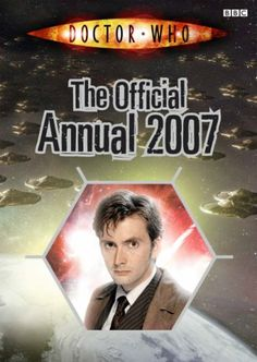 Doctor Who: The Official Annual 2007 (Doctor Who Annuals #28) by Jacqueline Rayner