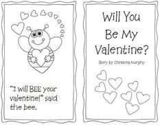Will You Be My Valentine? FREE Emergent Reader - Kathy Romano and Christina Murphy - TeachersPayTeachers.com