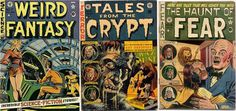 images of e.c. comic books | Classic Horror, Crime and Sci-Fi Books of EC Comics to Be Republished ...