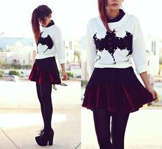Sometimes, I wish I could fly (by Bernadette F) http://lookbook.nu/look/4558735-Sometimes-I-wish-I-could-fly