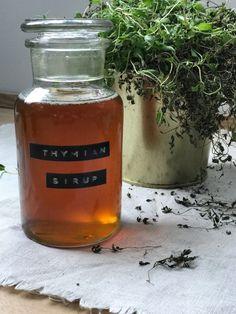 Thymian Hustensaft Rezept | Mamablog & Shop by Elfenkind