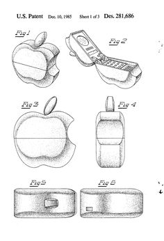 Apple's first phone