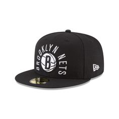 552c36c003c BROOKLYN NETS CITY SERIES 59FIFTY FITTED
