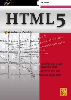 """Nova edição actualizada do """"HTML 5"""""""