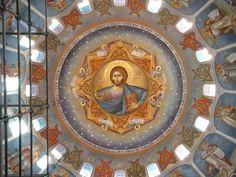 Christ Pantocrator, Holy Quotes, Christian Art, Large Art, Ikon, Fresco, Pet Birds, Jesus Christ, Catholic