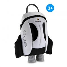 Plecak LittleLife ActiveGrip 3+ Space Shuttle Prom Kosmiczny