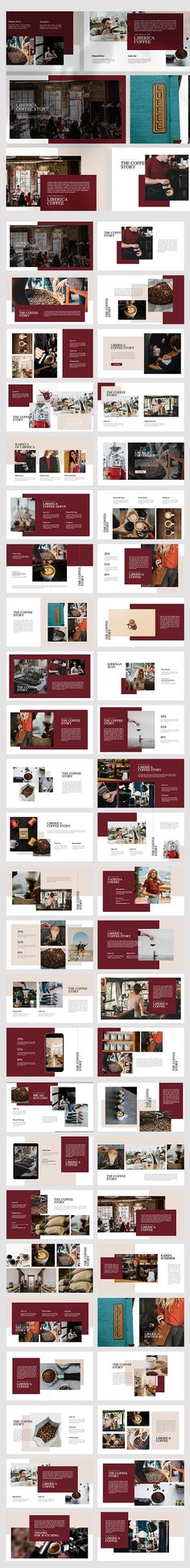 Buy Liberica Coffee Keynote Template by eunavia on GraphicRiver. Features 50 Unique Slides PPTX Files Build With Slide Master All Shape Are Editable Image Plcaeholder Ready HD W. Powerpoint Presentation Templates, Keynote Template, Creative Powerpoint, Coffee Presentation, File Image, Corporate Flyer, Print Templates, Colour Images, Color Change