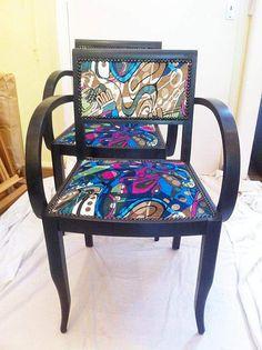 r novation fauteuil bridge custo meubles pinterest ponts et recherche. Black Bedroom Furniture Sets. Home Design Ideas