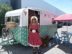 Trelise' Caravan by Faerie Nuff, via Flickr