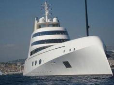 Andrey Melnichenco's Yacht